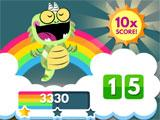 Score multipliers in Dragon Up: Match 2 Hatch