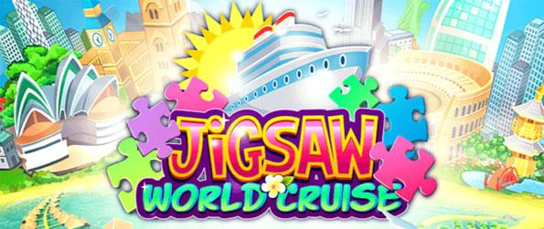 Jigsaw World Cruise - Travel around the world and see exotic places.