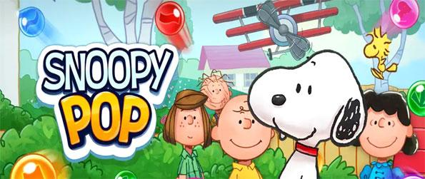 Snoopy Pop - Release the trapped birds with your perfect aim in Snoopy Pop.
