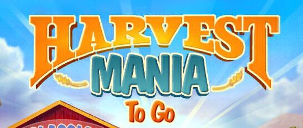 Harvest Mania to Go - Harvest your crops before your farm gets too crowded.