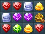 Six Gems Treasure Chest