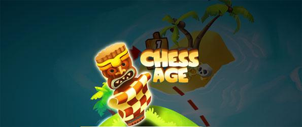 Chess Age - Build your skill in chess by solving the puzzles.