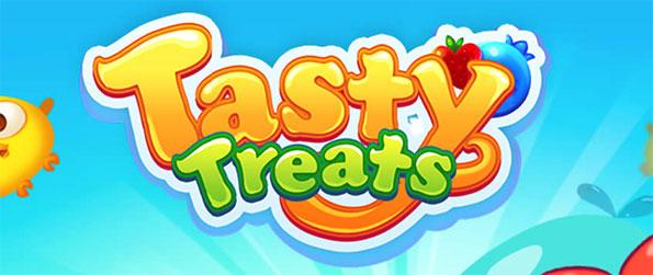 Tasty Treats - Match three or more fruits and complete exciting objectives in Tasty Treats.
