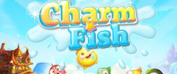 Charm Fish Mania - With at least 27 levels, with more that can be unlocked, Charm Fish Mania players can end up devoting several hours in this incredibly addicting and satisfying game.