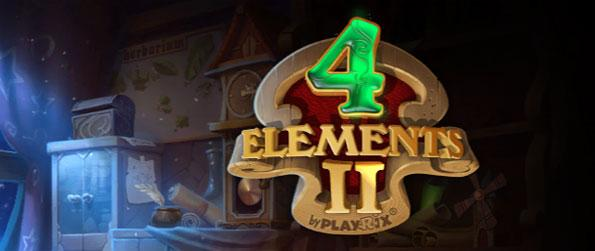4 Elements II - Rescue the captive fairies and restore the power of the land.