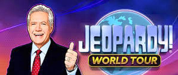Jeopardy! World Tour - Play exciting quizzes in your favorite game show Jeopardy! World Tour