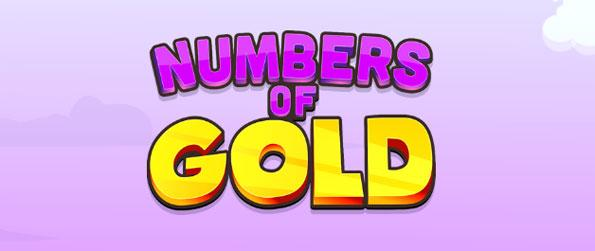 Numbers of Gold - Test your math skills in exciting match-3 puzzles in the game Numbers of Gold.
