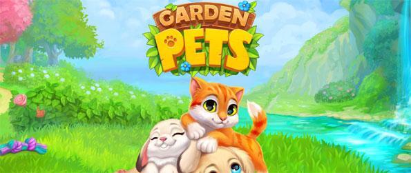 Garden Pets - Build your very own virtual garden for your virtual pets.