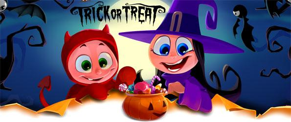Trick or Treat - Relive the Halloween spirit in this amazing match-3 game Trick or Treat.