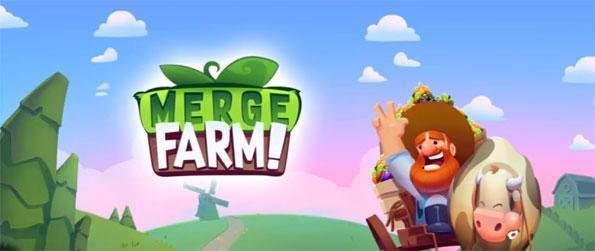 Merge Farm! - Merge all the delicious crops and expand your farm in Merge Farm!