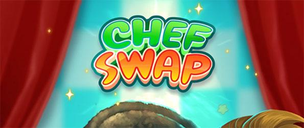 Chef Swap - Prepare many amazing dishes in this delightful match-3 game that doesn't disappoint.