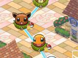 Pokémon Shuffle Mobile level selection