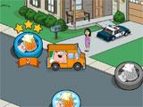 Family Guy - Another Freakin' Mobile Game level selection