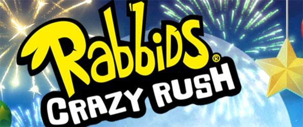 Rabbids Crazy Rush - Enjoy this exciting endless runner game that doesn't cease to impress.