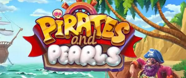 Pirates & Pearls: Match 3 Puzzle - Pirates & Pearls has all the signs of a casual game: match 3, easy, and fun. But it also takes gaming seriously by giving you elements you'll probably not find anywhere else.