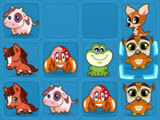 Many cute animals in Pet Connect