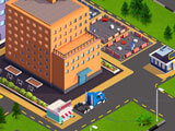 Building a city in My Little City