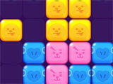 Collecting Blocks in Puzzle Star BT21