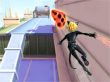 Miraculous Ladybug & Cat Noir - The Official Game: Wall Running