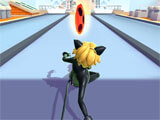 Sliding Under Obstacles in Miraculous Ladybug & Cat Noir - The Official Game