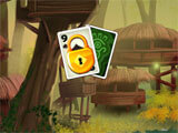 Rainforest Solitaire 2 Locked Card