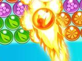 Shoot amazing Fireballs on Bubble Island!