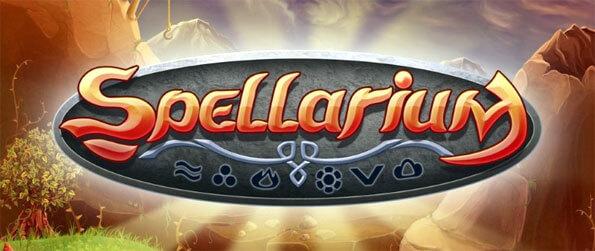 Spellarium - Challenge your intellect in this epic puzzle game Spellarium.
