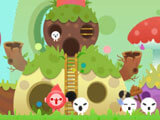 Build a thriving village in Raindrop Pop