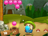 Bubble Pop Adventures: Game Play