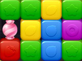 Yummy Cubes challenging level