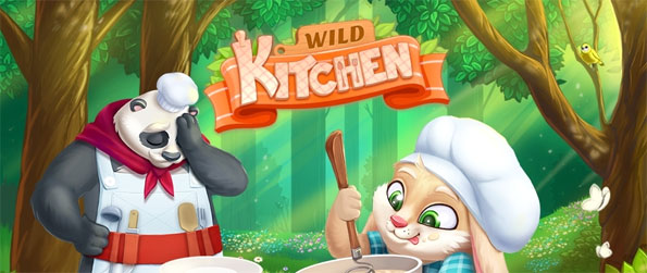 Wild Kitchen - Play this fun and engaging match-3 game that pulls off the fundamentals of this genre with perfection.