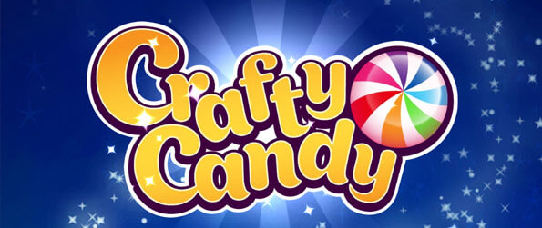 Crafty Candy - Enjoy a fun and magical match-3 adventure with Crafty Candy!