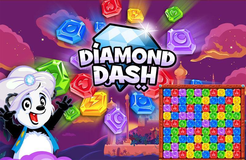 Картинки по запросу diamond dash