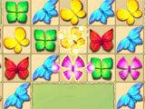 Butterfly Garden Mystery: Matching Tiles