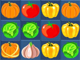 Vegetable Farm Splash Mania challenging level