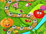 Vegetable Farm Splash Mania level selection