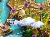 Advance through levels in Bubble Safari