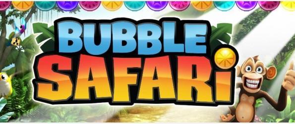 Bubble Safari - Help Bubbles Save his Friends!