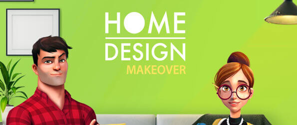 Home Design Makeover - Earn in-game cash by playing Match 3 puzzles.