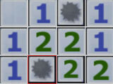 Winning medium mode in Minesweeper