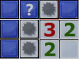 Minesweeper: Guessing the location of a safe spot