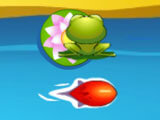 Reached the lily pad in Classic Frog