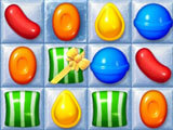 Present-containing candies in Candy Crush Friends Saga