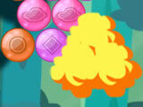 Bubble Monster: Popping bubbles
