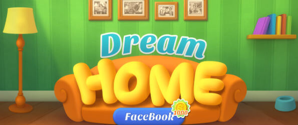 Dream Home Match - Imagine traveling to Hawaii and finding out the home of your childhood doesn't look as pristine as before. Make the most of your vacation by remodeling it! All you have to do is to play Dream Home Match.