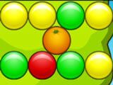Orange Ranch: Bubble shooter mini-game