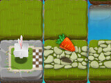 Bunny Quest: Pick up carrots