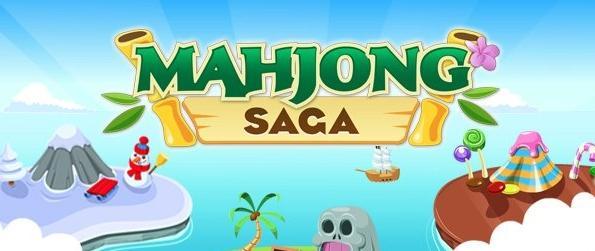 Mahjong Saga - Play Awesome Mahjong on Facebook!
