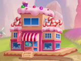 Upgrade your candy store in Candy Land