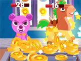 Piggybank Master shooting coins